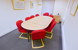 Banchory Small Meeting Room